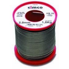 CIMCO 150074 Letovací drát o 2 mm (250 g)