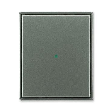 ABB 6220E-A01000 34 free@home Kryt 1násobný, bez potisku