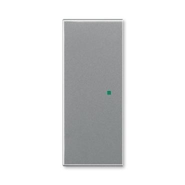 ABB 6220E-A02000 36 free@home Kryt 2násobný levý/pravý, bez potisku