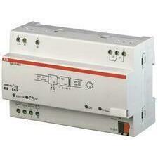 ABB GHQ6310049R0111 KNX Řadový napájecí zdroj záložní, 640mA