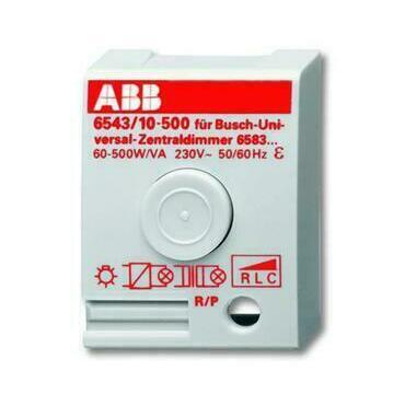 ABB 2CKA006590A0181 Stmívače Modul ovládací krátkocestný (pro centrální univerzální stmívač)