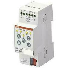ABB 2CDG110090R0011 KNX Řadový binární vstup 4násobný, vnitřní testovací napětí