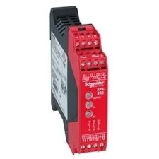 SCHN XPSBCE3110P Bezp. modul Preventa ,obouruč.ovládání 24V AC/ DC RP 0,28kč/ks