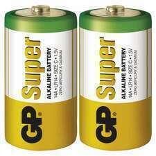 EMOS B1330 GP alkalická baterie SUPER C (LR14) 2SH
