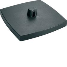 HAG DAFF20009011 Podstavec pro jednostranný pilířek DAF, černá