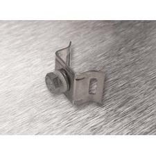 wpr2116 PTA-UM1-N8-SS nerez. příchytka MINI U1 pro pásy do š. 13 mm, pro 1 šr. + 1 ks nerez šroub +