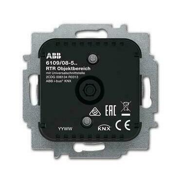 ABB 2CKA006134A0313 KNX Termostat komerční prostorový s 5násobným univerzálním vstupem