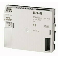 EATON 133800 MFD-CP10-NT Centrální jednotka s easy-NET rozhraním, 24VDC