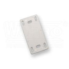 wpr1334 PS-WT-4020 popisovací štítky pro vázací pásky, 42,2 x 21,2 mm, nylon 66, přírodní