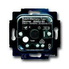 ABB 2CKA006560A1205 Přístroje Přístroj stmívače pro krátkocestné ovládání (typ 6560 U-101)