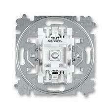 ABB 3559-A91345 Přístroje Přístroj ovládače zapínacího, řazení 1/0, 1/0S, 1/0So
