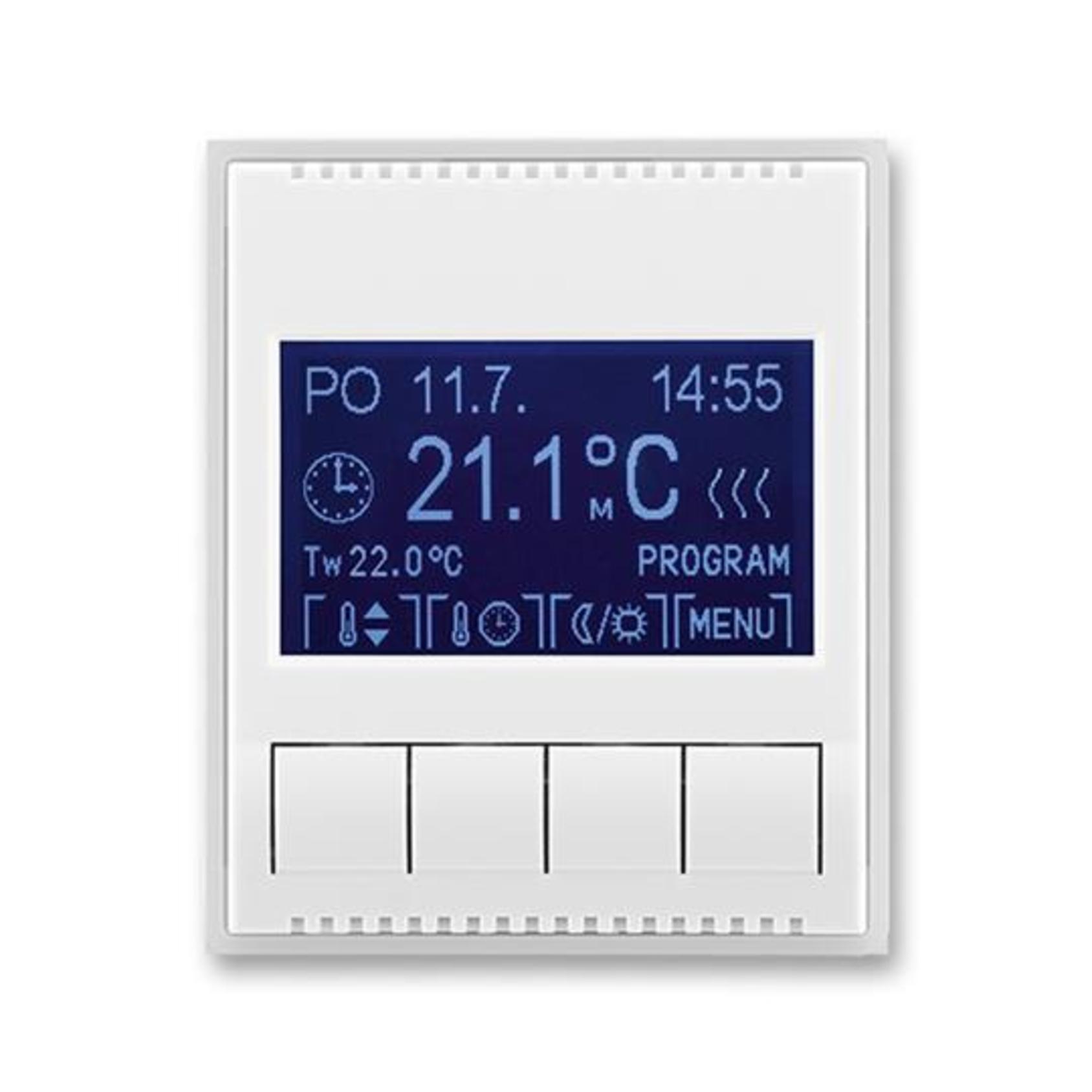 ABB 3292E-A10301 01 Element Termostat univerzální programovatelný (ovládací jednotka)