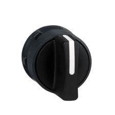 SCHN ZB5AD2 Ovládací hlavice otočná, 2 pev. polohy - černá