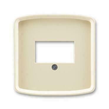 ABB 5014A-A00040 C Tango Kryt zásuvky komunikační přímé (pro HDMI, USB, VGA, USB nabíječku)
