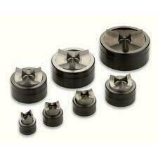 CIMCO 133006 Sada šroubových děrovačů DIAMANT - VA M 16 - 63 (7 ks)