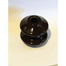 Izolátor kladkový, typ VZK-1/K80, hnědý, prodej jen po balení
