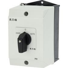 EATON 207115 T0-3-15433/I1 Přepínač ručně/automaticky, 3-pól, 20A