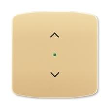 ABB 6220A-A01002 D free@home Kryt 1násobný, symbol žaluzie