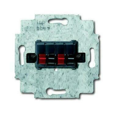 ABB 2CKA000230A0404 Přístroje Zásuvka reproduktorová stereofonní