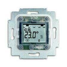 ABB 2CKA001032A0508 Přístroje Přístroj termostatu s týdenními spínacími hodinami, prostorový
