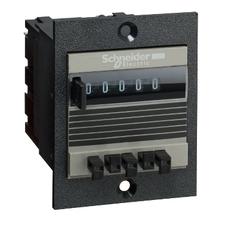 SCHN XBKP50100D10M El.mech. počítadlo s předvolbou, 24V DC RP 0,29kč/ks
