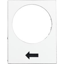 SCHN ZB2BY4901 Etiketa pro závěsný ovládač