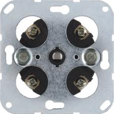 HAG 2041 Časovač, mechanický, čas max. 120 min, 16 AX, 250 V~, přesnost chodu +/- 10%, modul přístro