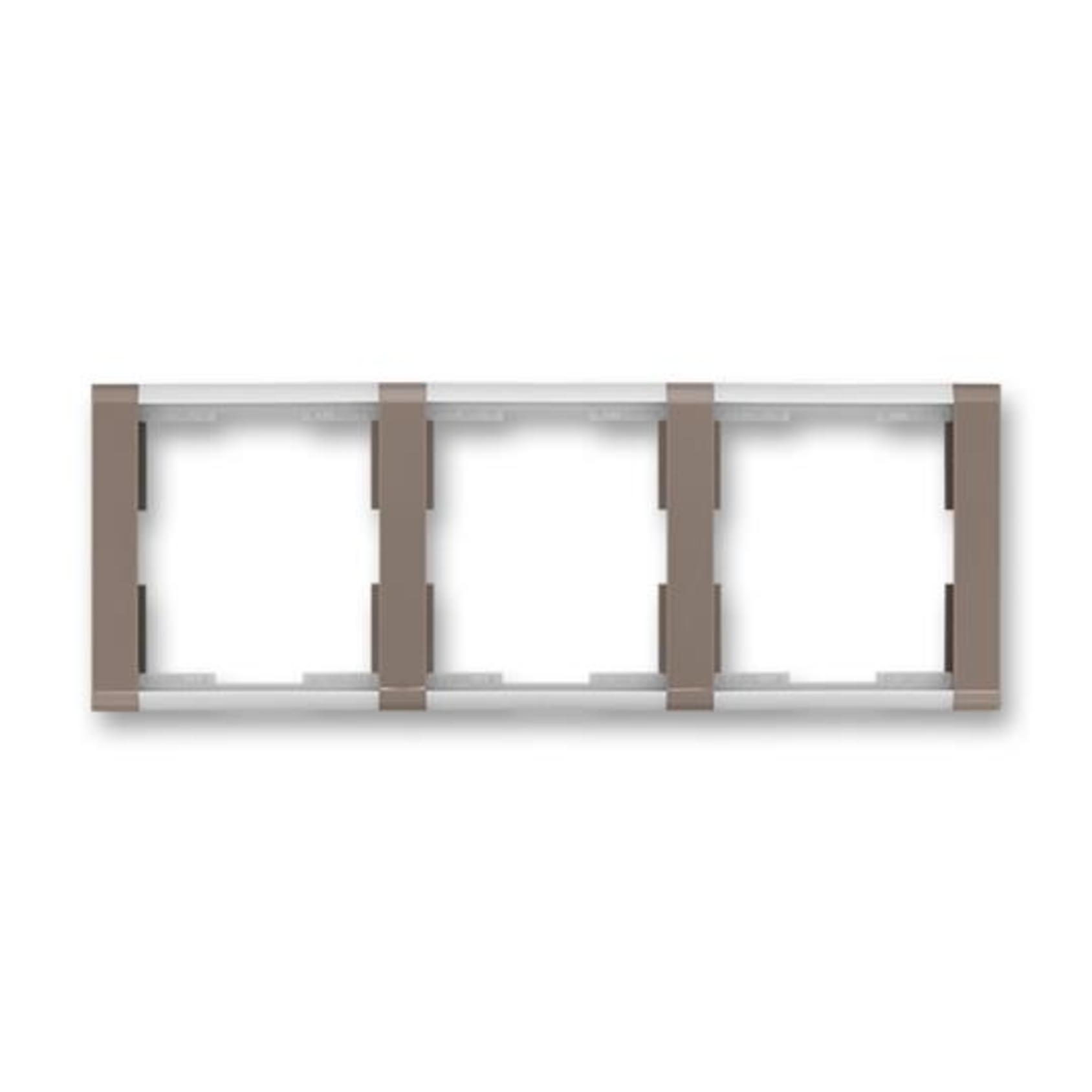 ABB 3901F-A00130 26 Time Rámeček trojnásobný, vodorovný