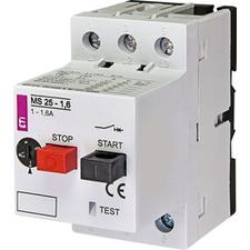 ETI 004600060 motorový spouštěč, MS25-1,6