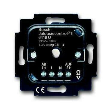 ABB 2CKA006410A0390 Přístroje Přístroj spínače žaluziového komfortního, pro otočné ovládání