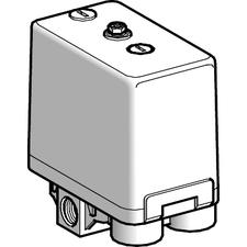 SCHN XMAH12L2435 Tlakový spínač kovový, pomocné obvody