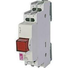 ETI 760512100 svítidlo, LG1 red