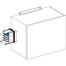 SCHN KSA630ABD4 Koncová napájecí skříň 500-630 A pravá RP 26,4kč/ks