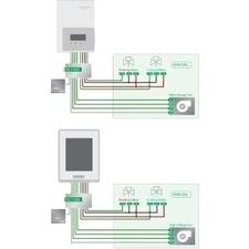 SCHN SC2300E5045 Releový modul na 230V RP 0,44kč/ks