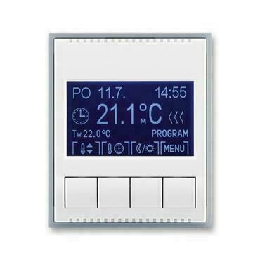 ABB 3292E-A10301 04 Element Termostat univerzální programovatelný (ovládací jednotka)