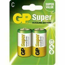 EMOS B1331 GP alkalická baterie SUPER C (LR14) 2BL