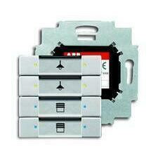 ABB 2CKA006117A0223 KNX Prvek ovládací 4násobný se sběrnicovou spojkou