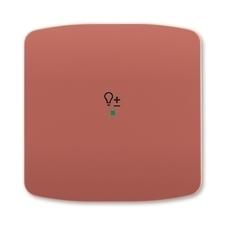 ABB 6220A-A01004 R2 free@home Kryt 1násobný, symbol stmívání