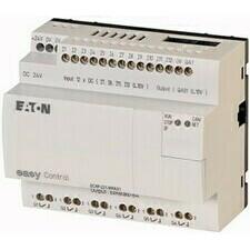 EATON 106398 EC4P-221-MRAX1 Řídicí relé easyControl, provedení bez displeje, 12 DI (4 AI), 6 RO, 1 A
