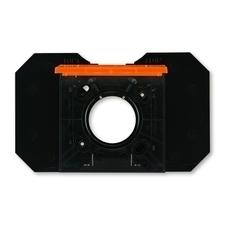 ABB 5530H-C67107 66 Levit Zásuvka centrálního vysávání, se základnou