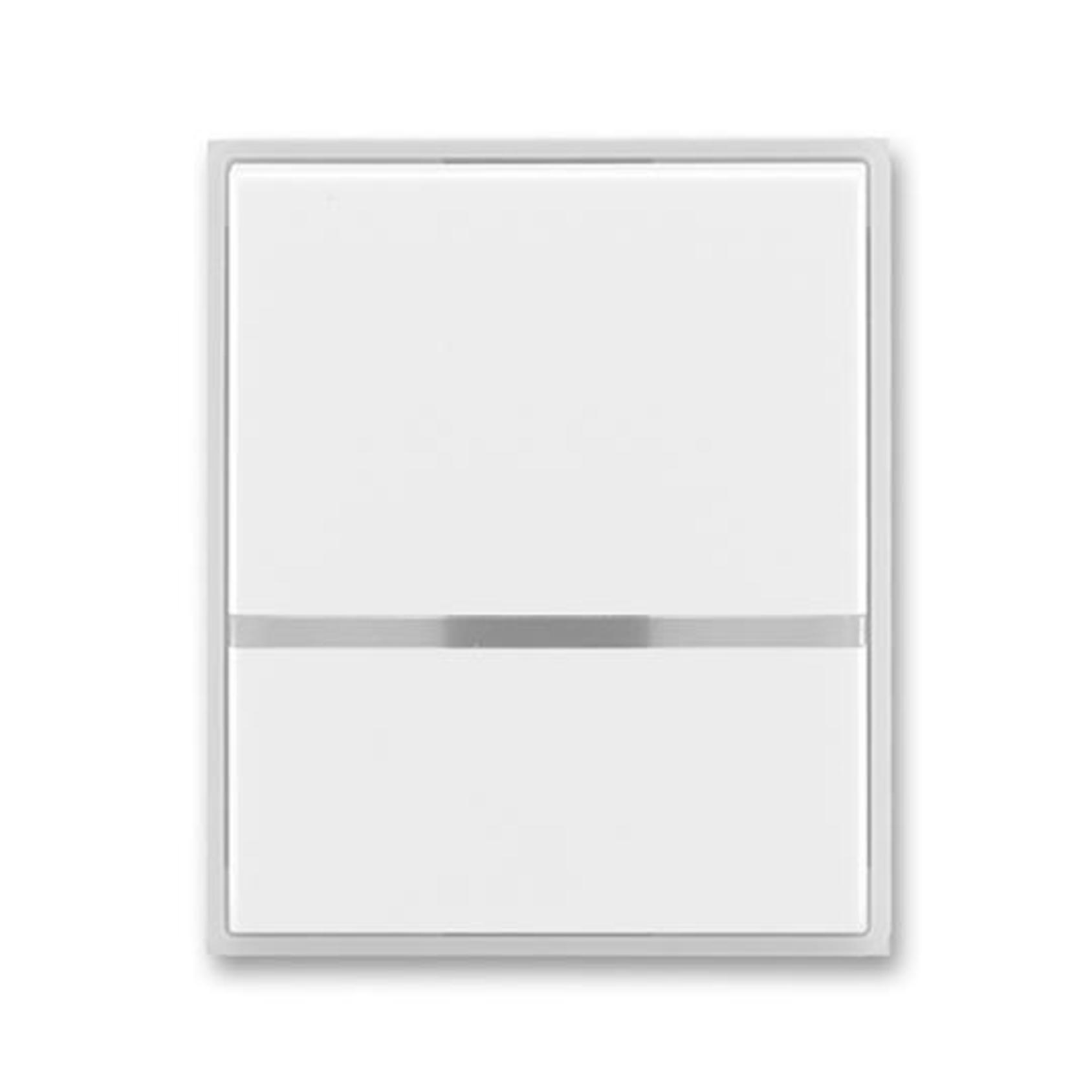 ABB 3558E-A00653 01 Element Kryt spínače jednoduchý, s průzorem