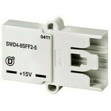 EATON 116024 SWD4-8SFF2-5 SWD; Plochá zásuvná spojka, 8-žilový