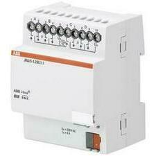 ABB 2CDG110130R0011 KNX Řadový žaluziový akční člen 4násobný, 230 V AC