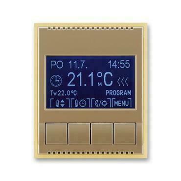 ABB 3292E-A10301 25 Element Termostat univerzální programovatelný (ovládací jednotka)