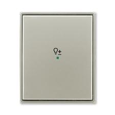 """ABB 6220E-A01004 32 free@home Kryt 1násobný, symbol """"stmívání"""""""