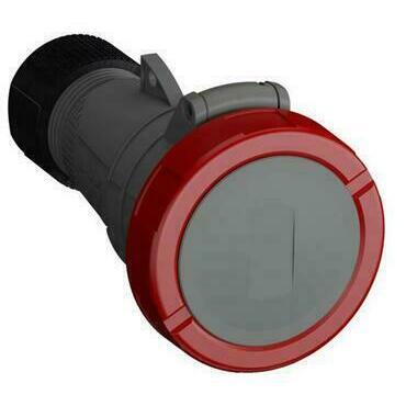 ABB 2CMA101150R1000 Průmyslové vidlice a z. Zásuvka spojovací 32A - 4p., IP67, 6 h
