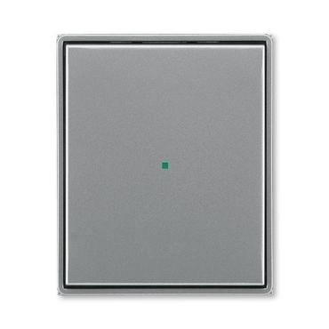 ABB 6220E-A01000 36 free@home Kryt 1násobný, bez potisku