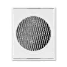 ABB 5016E-A00075 03 Element Kryt pro reproduktor, s kulatou mřížkou (AudioWorld)