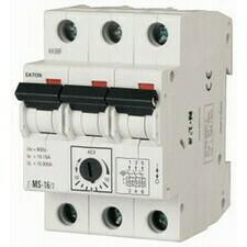 EATON 248409 Z-MS-4,0/3 Spínač motorů 3-pól, Ir=2.50-4.00A