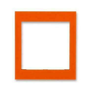ABB 3901H-A00355 66 Levit Kryt rámečku s otvorem 55x55, střední